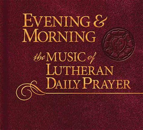 lutheran prayer the third moment cd of lutheran chant