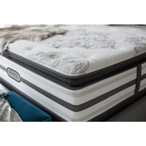 King Pillow Top Mattress Set by Beautyrest South California King Size Plush Pillow