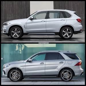 Mercedes X5 2015 Mercedes Gle Vs 2015 Bmw X5