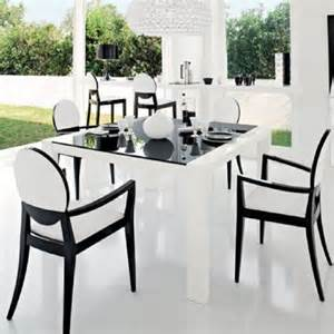 White And Black Dining Room Sets Bon Appetit 10 Delicious Pieces Of Dining Room Furniture