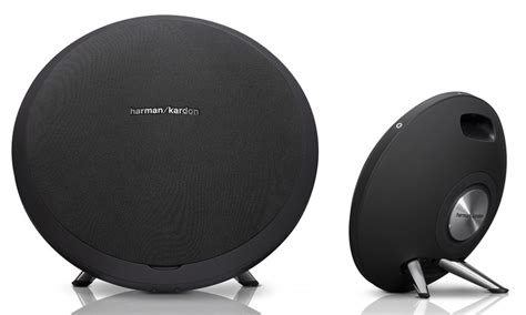 Speaker Bluetooth Kardon up to 82 on harman kardon onyx bt speaker groupon goods