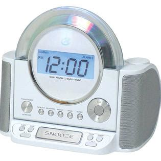 gpx alarm clock  cd player digital amfm stereo tvs electronics portable audio