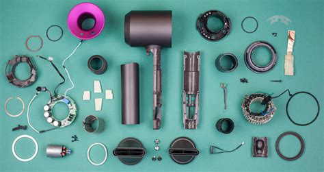 Hair Dryer Disassemble by Dyson Supersonic Hair Dryer Teardown
