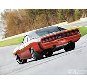 Dodge Charger Burnout 1969 Modified