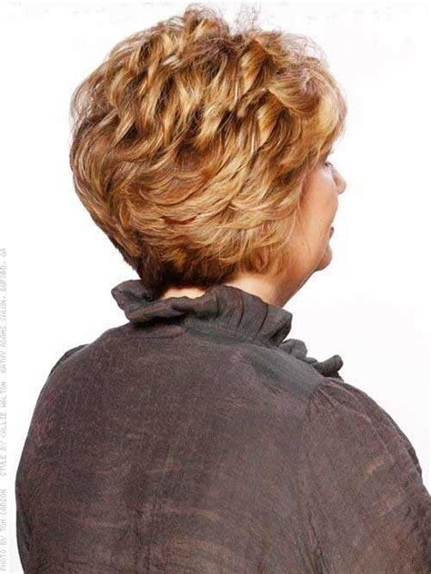 short hairstyles for women over 50 back view short curly hairstyles for over 50 short hairstyles 2016