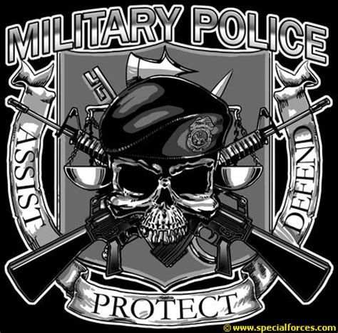 mp scull army military police assist protect defend on mens