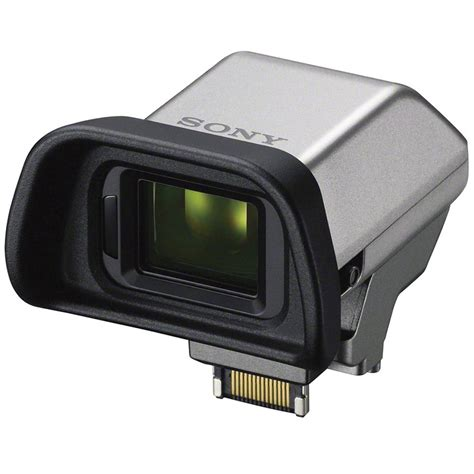 Tru Finder Sony Oled Electronic Viewfinder For Select Nex Cameras Fda Ev1s