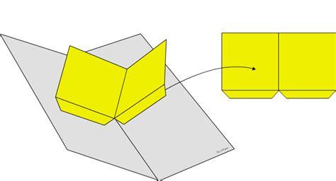 how to make av fold pop up card pop up cards v fold mechanisms