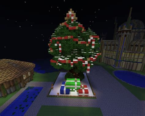 merry minecraft christmas minecraft project