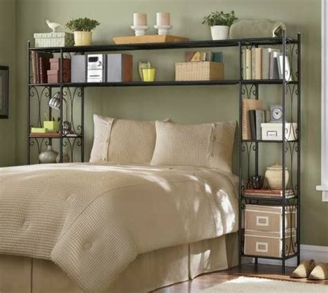 over bed shelf over bed storage for the home pinterest
