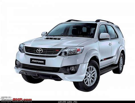 1st team toyota toyota fortuner official review page 24 team bhp autos post