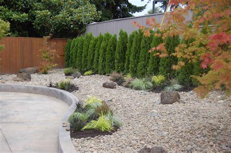 Dry Creek Landscape Sw Portland Oregon 171 Habitat Concepts Landscaping Portland Oregon