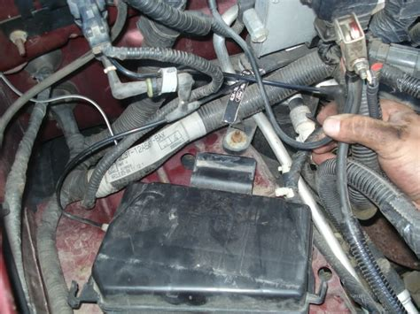 iwe vacuum  helppics  problems ford