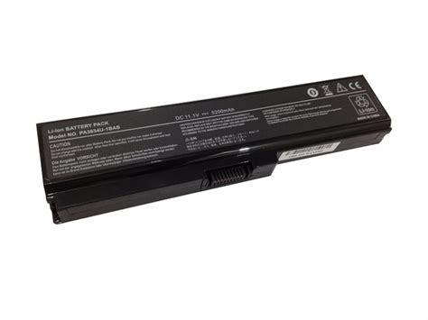 Baterai Laptop Toshiba Satellite L510 M300 Pa3634 Series Original bateria para toshiba a660 c650 c655 l645 l650 u40 pa3634