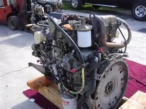 Used Isuzu Diesel Engines Isuzu Diesel Engine 4he1 Npr Nqr Gmc W5500 W3500 W4500