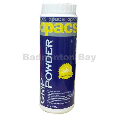 Raket Bulutangkisbadminton Apacs Stardom 90 New apacs firm grip powder