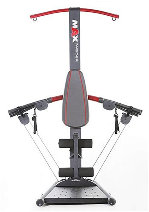 5 weider max weight system 8 total club this