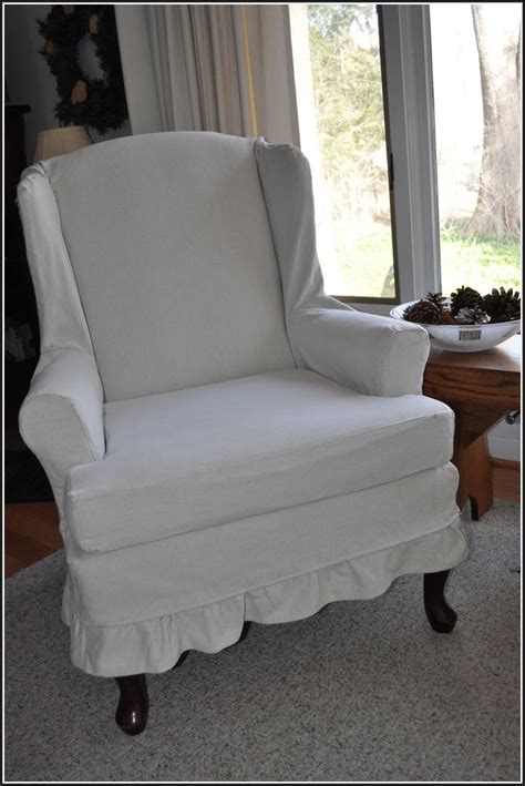 slipcovers for wingback chairs pottery barn 2017 pottery barn chair slipcovers sofa ideas