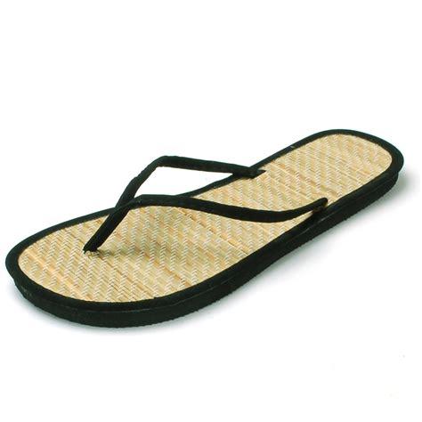 thongs sandals womens bamboo sandal flip flops light flats summer