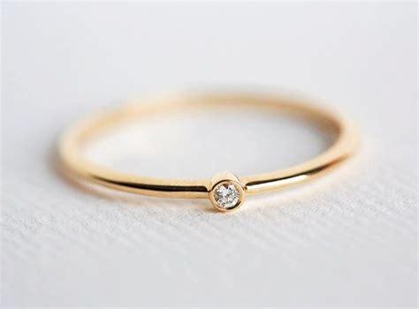Best 25  Small diamond rings ideas on Pinterest   Silver