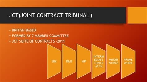 jct design and build contract 2011 variations fidic jct and nec contracts