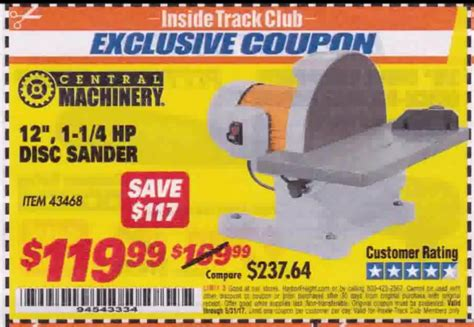 bench coupon code bench coupon code 28 images harbor freight tools