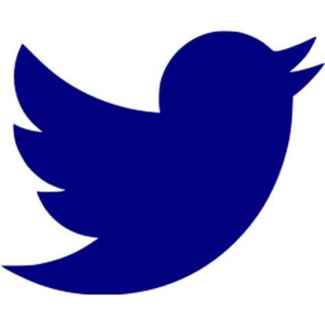 twitter blue color navy blue twitter icon free navy blue social icons