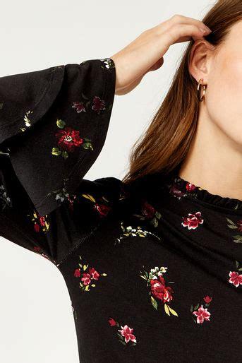 Blouse Tifany Gold Sw Blouse Wanita Saten Velvet Gold Terbatas tops the shoulder tops floral shirts lace blouses warehouse