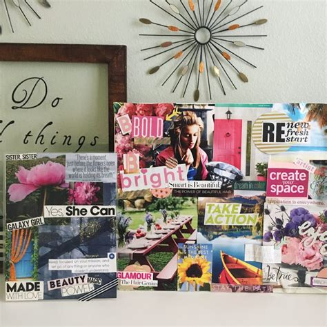 design a dream board how to create a vision board to manifest your dreams