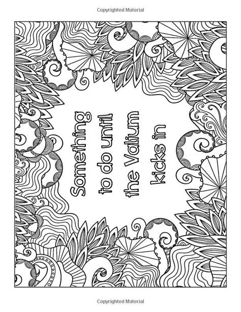 coloring pages for adults calming calm the f ck down an irreverent adult coloring book