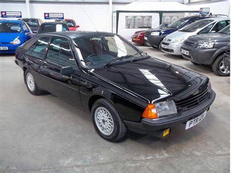 renault fuego black fuego by psyko turbo essence de 1984 uk