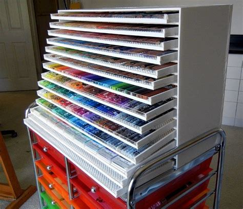colored pencil storage 25 best ideas about colored pencil storage on
