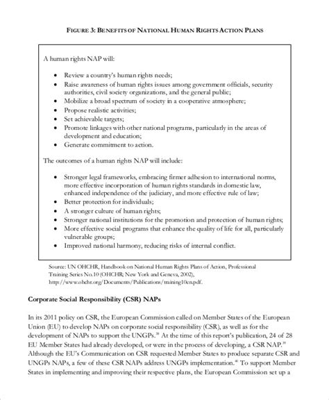 action plan template 15 free sle exle format