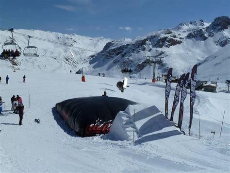 Kickers Slop 18 Snowpark Tignes Val D Is 232 Re Park Tignes Val D Is 232 Re