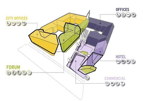 Contemporary House Floor Plans budapest city hall erick van egeraat hungary building e