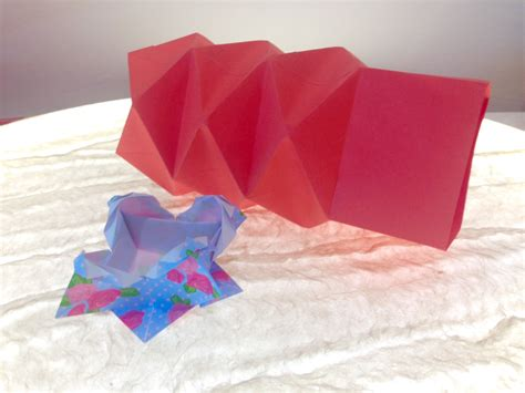 Applications Of Origami - origami paper folding application in packaging form and