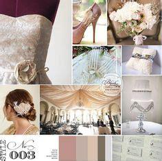 Blush On Palet Nonna 2401 wedding color scheme 1 left row plum lavender
