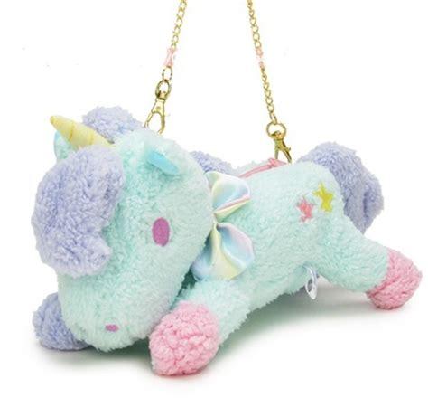 Jual Sleep Dress Plin310 Pink unicorn doll mini chain bag small bag on storenvy