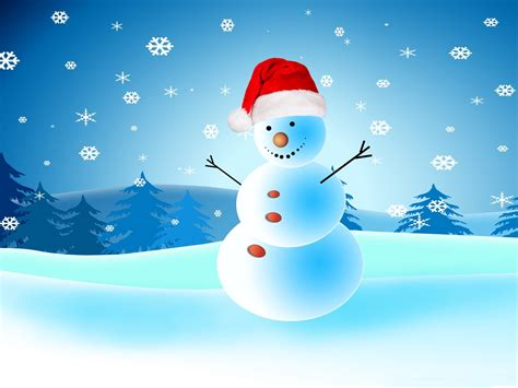 christmas greeting card  snowman hd wallpapers  mobile phones tablet  laptop