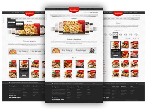 templates for restaurant website free download restaurant website template free psd download download psd