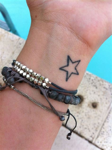 star tattoo meaning on wrist 25 best ideas about wrist tattoos on