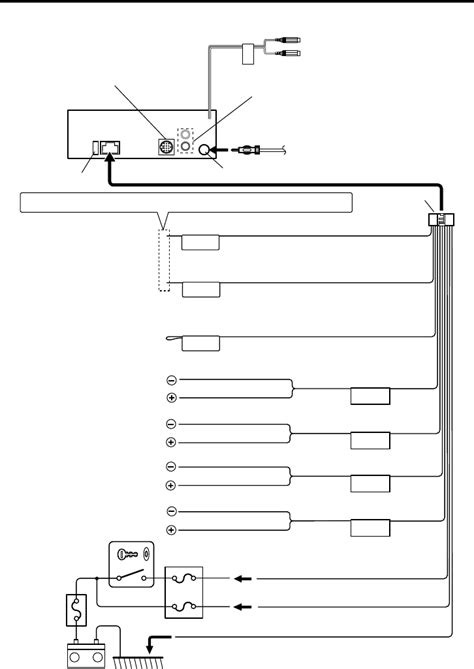 kenwood kdc mp235 wiring harness 32 wiring diagram