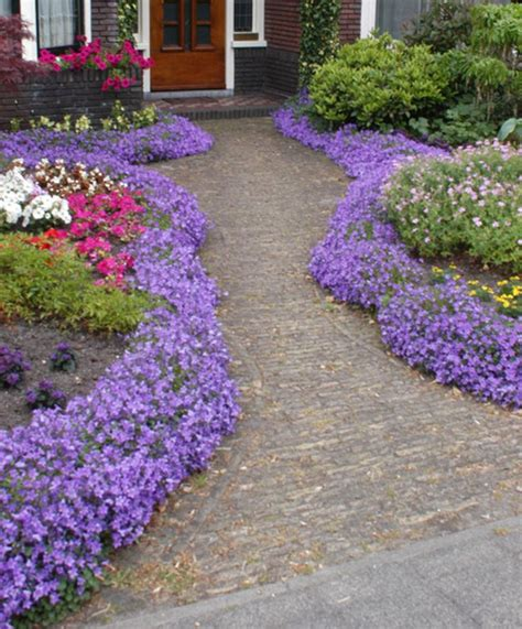 1144 Best Back Garden Images On Pinterest Small Flower Garden Borders
