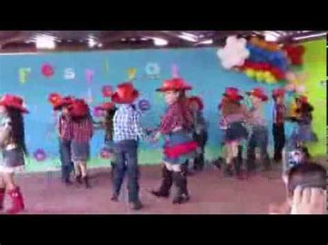 maestranainfantil carnaval el ratn vaquero jurien bailando el raton vaquero youtube