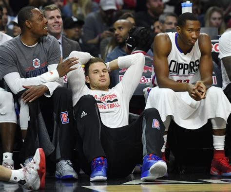 clippers star courtside seats next to players bench 175k newsmax com