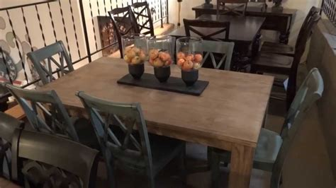 Ashley Furniture Mestler Dining Table Set Review   YouTube