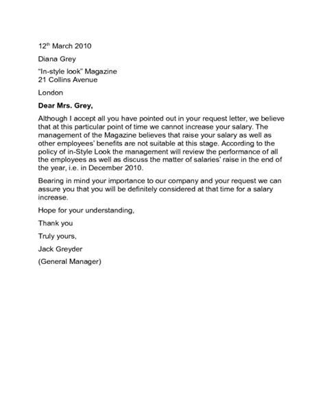 request refusal letter sample edit fill sign