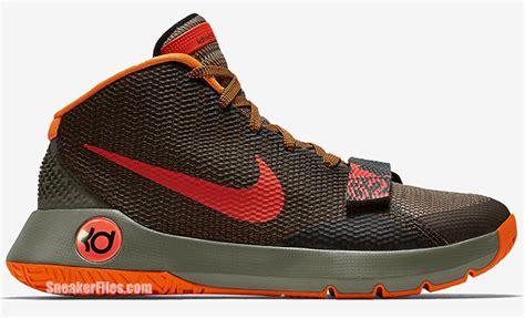 Nike Ko Trey 5 Used nike kd trey 5 iii medium olive bright crimson sneakerfiles