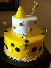 bienen kuchen bumble bee cakes decoration ideas birthday cakes