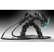 Sci Fi Art Robot Design  2D Digital FiCoolvibe